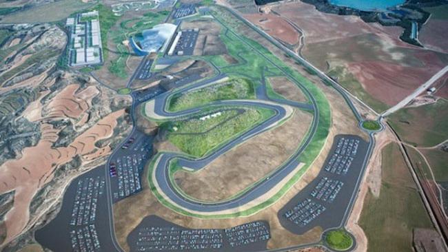 Motorland Aragon entra nel calendario dal 2011