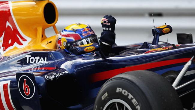 Webber-Red Bull: manca solo la firma