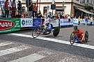 Zanardi vince in handbike al foto-finish!