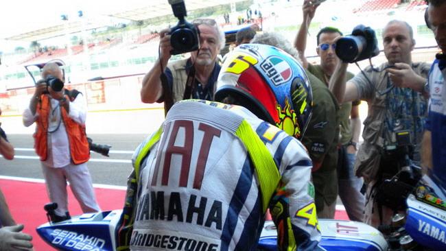 Rossi trasferito al CTO di Firenze