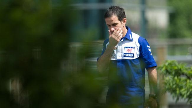 La Yamaha aspetterà il ritorno di Valentino Rossi