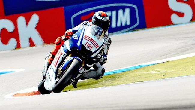 Seconda pole consecutiva per Lorenzo