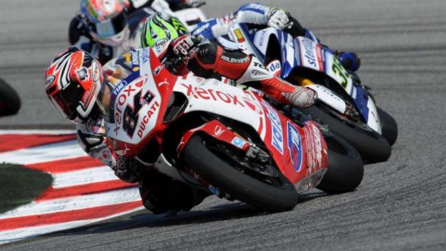 Brno, libere 1: Ducati in evidenza con Fabrizio