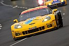 Un problema alle valvole per le Corvette a Le Mans