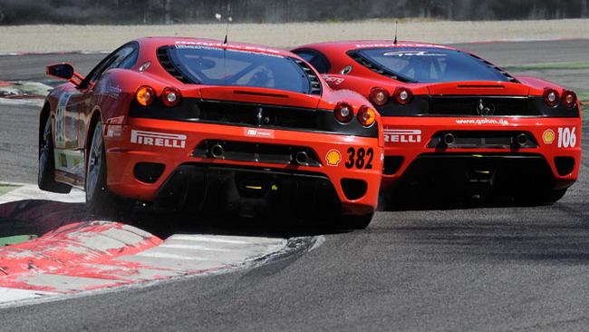 Ferrari Racing Days a Valencia