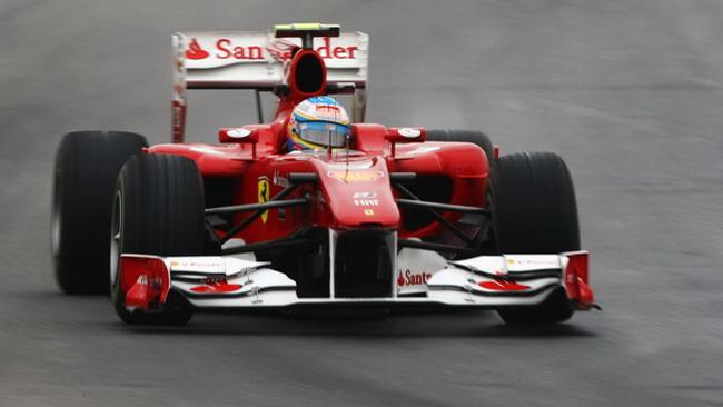 Hockenheim, libere 2: Alonso e il risveglio della Ferrari