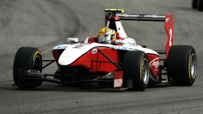 Esteban Gutiérrez svetta nella gara sprint a Hockenheim
