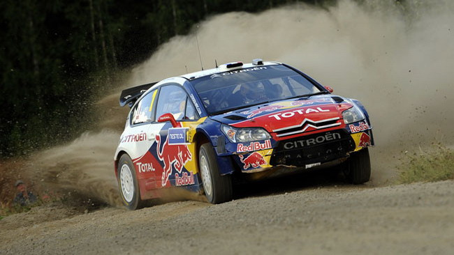 PS15: Loeb passa all'attacco in Finlandia
