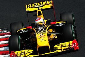 Formula 1 Ultime notizie La Renault debutta con l'F-duct a Spa