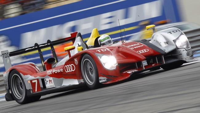 McNish-Kristensen equipaggio di punta dell'Audi