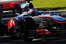 Monza, libere 1: Button è il più veloce