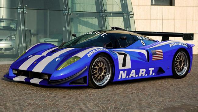 La Ferrari P4/5 Competizione by N.Technology?