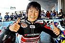 Tomizawa eletto miglior pilota della Moto2
