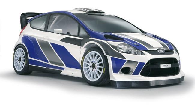 Ecco la nuova Ford Fiesta RS WRC!