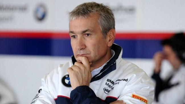 Rottura tra la BMW e Davide Tardozzi
