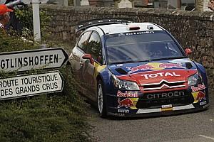 WRC Ultime notizie Loeb ormai ha il successo in mano