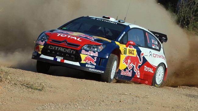 Catalunya, PS6: Loeb leader dopo la prima tappa