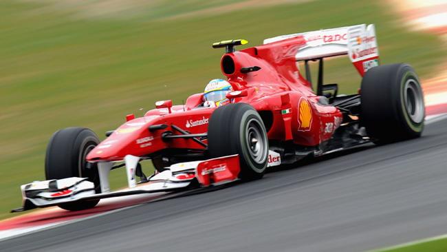 Per Alonso la priorità è finire la gara