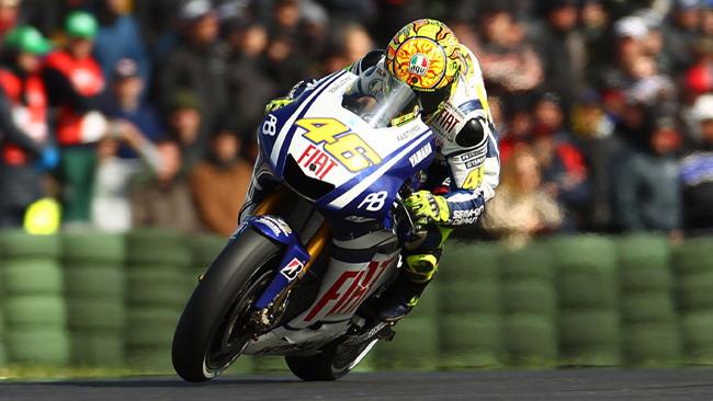 Rossi vuole puntare alla vittoria ad Estoril