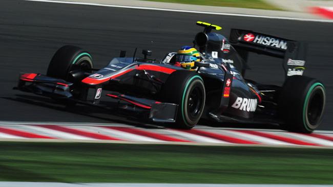 La nuova HRT debutterà nei test in Bahrein
