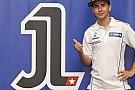 Jorge Lorenzo presenta il suo numero 1
