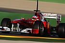 Valencia, Day 2: Alonso si prende la vetta dopo pranzo