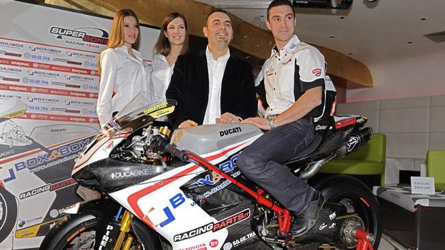 Presentato ufficialmente il Team Supersonic