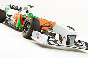 Formula 1 Ultime notizie La Force India sogna il quinto posto con la VJM-04