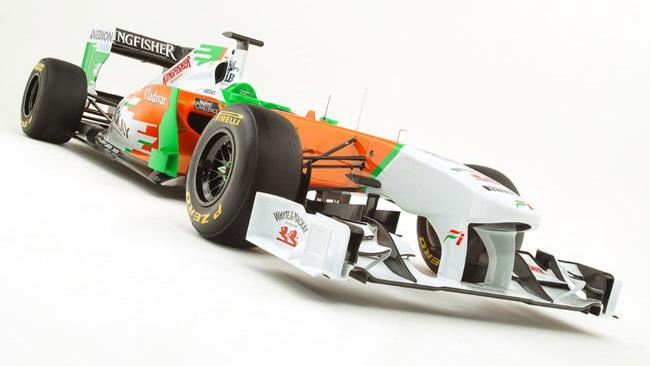 La Force India sogna il quinto posto con la VJM-04