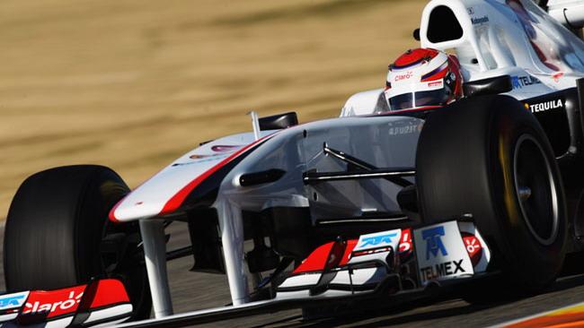Jerez, Day 3: a metà mattina comanda Kobayashi