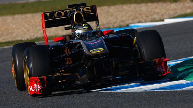 Jerez, Day 3: Heidfeld vola con la Lotus Renault