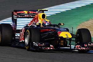 Formula 1 Ultime notizie Webber-Red Bull: potrebbe durare un altro anno