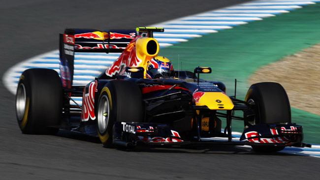 Webber-Red Bull: potrebbe durare un altro anno