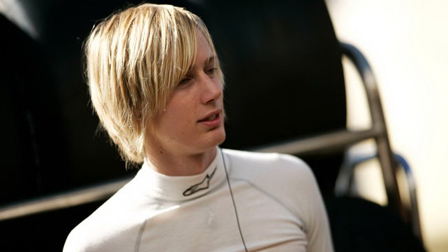 Hartley si lega alla Gravity-Charouz Racing
