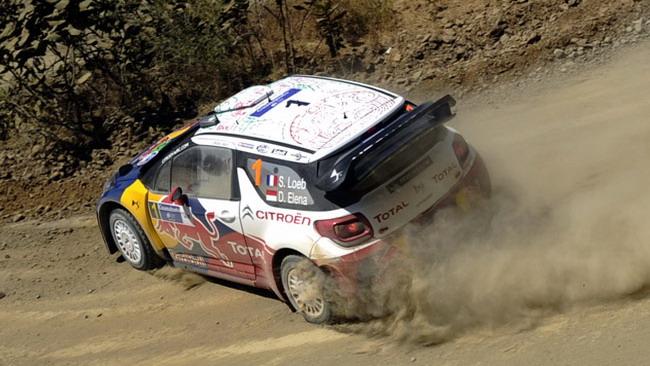 Messico, PS11: Loeb si riprende il comando