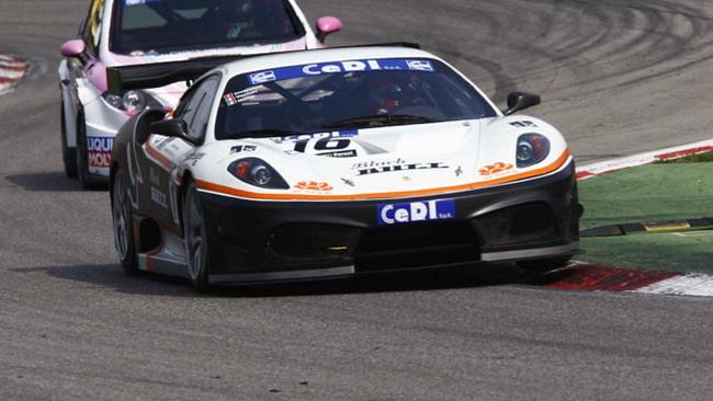 ECC: Black Bull in pole alla 4 Ore di Monza