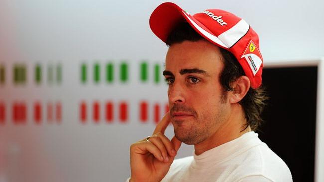 Un problema di idraulica ha rallentato Alonso