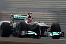 La Mercedes ha cambiato la metodologia di lavoro