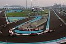Abu Dhabi: ecco come dovrebbe cambiare la pista