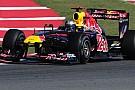 Vettel tiene a bada un grande Hamilton in Spagna