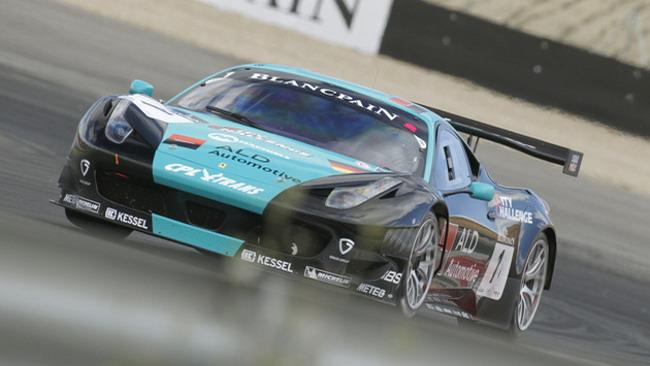 In Portogallo primo successo per la Ferrari 458 GT3
