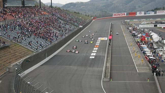 La Indycar correrà sullo stradale di Motegi
