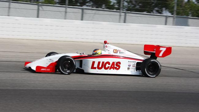 Tripletta Sam Schmidt Motorsports nelle qualifiche