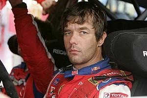 WRC Ultime notizie Loeb critica le scelte della Citroen all'Acropoli