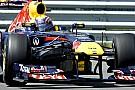 Valencia, Libere 1: Webber e la Red Bull in fuga