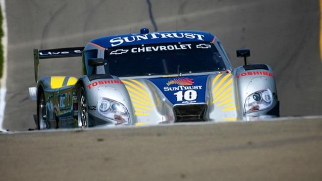 Poker di pole position per la Dallara SunTrust