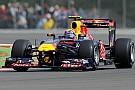 Pole di Webber: 50. prima fila della Red Bull