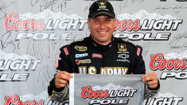 Pole di Newman su Chevy a New Hampshire