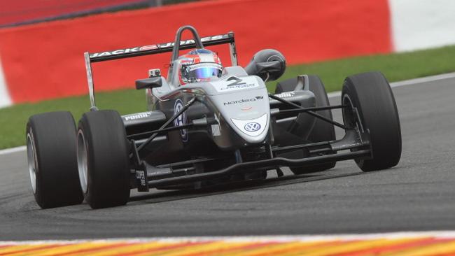A Kevin Magnussen gara 2 di Spa