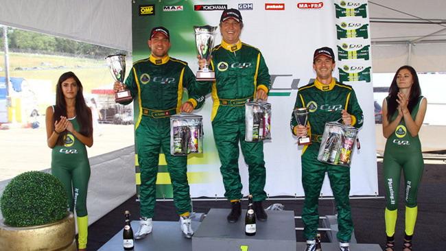 Lotus Cup: Cazzaniga piega Fortina in volata
